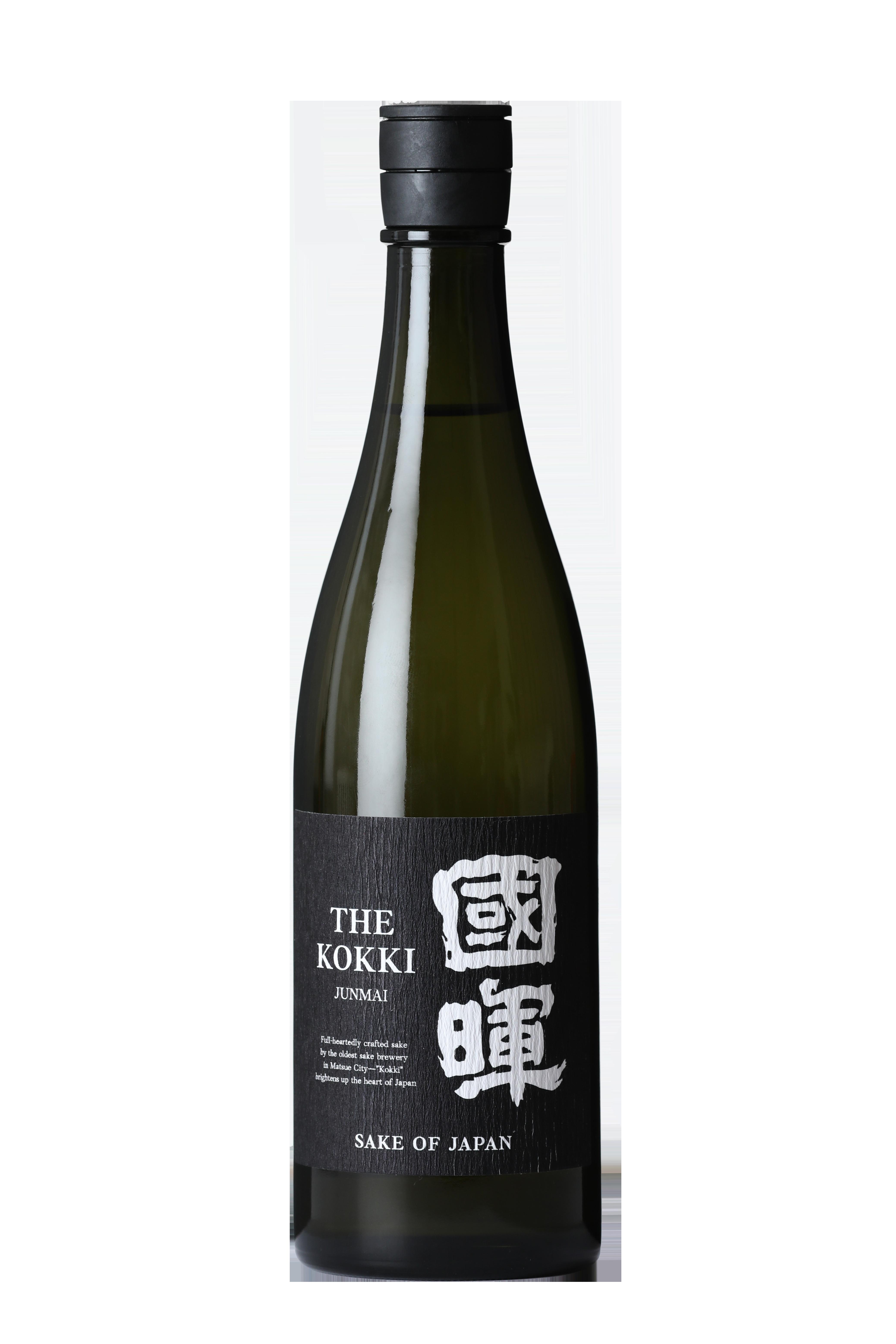純米酒 THE KOKKI