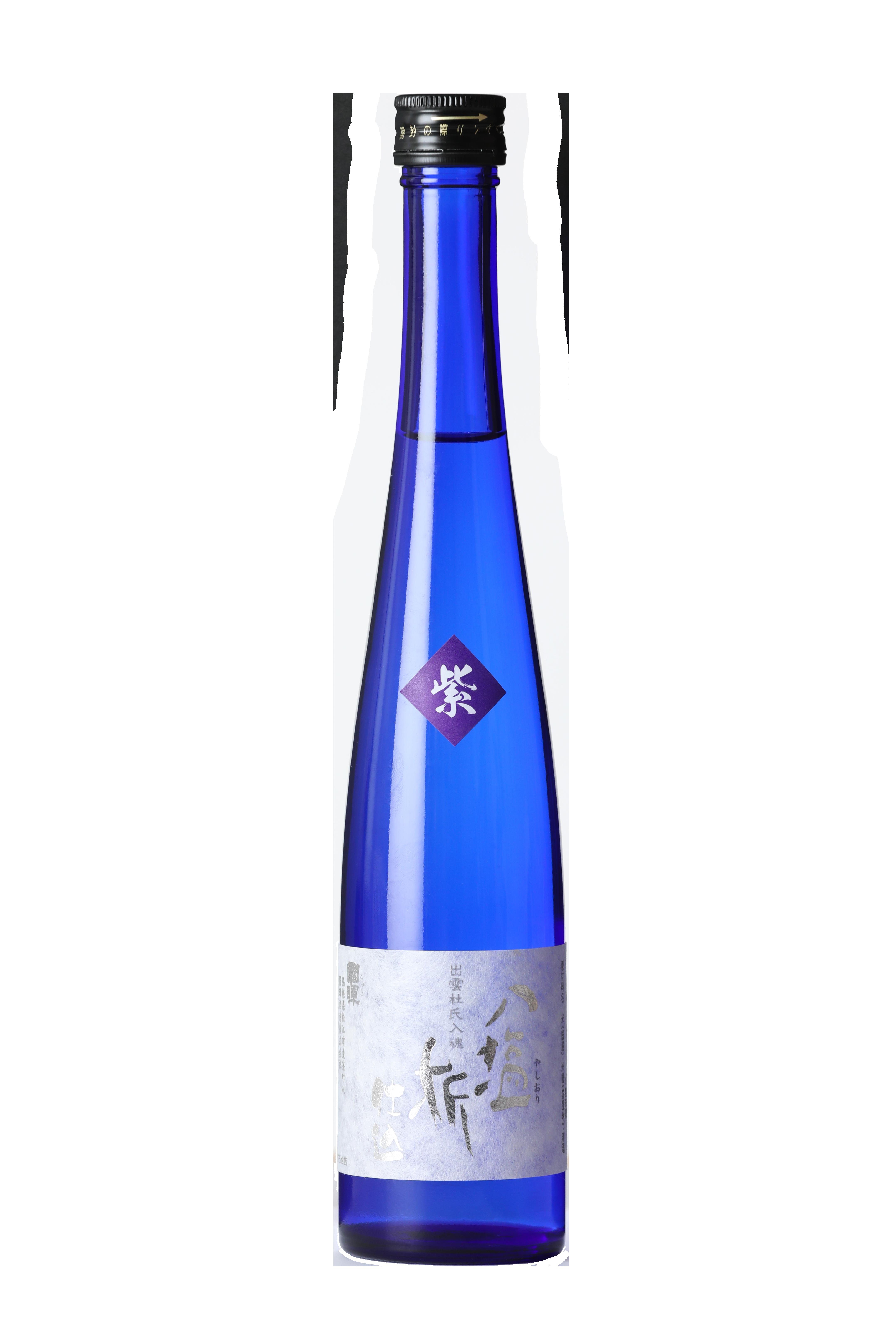 國暉 八塩折仕込 紫の位 375ml